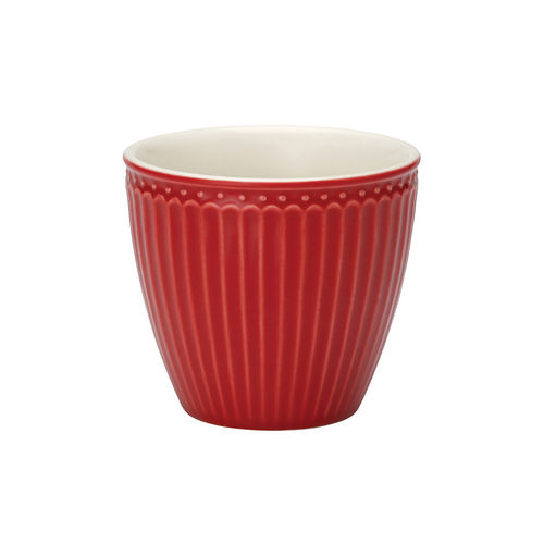 Latte Cup *ALICE RED* GreenGate