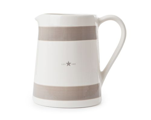 Krug *PITCHER STAR BEIGE* LEXINGTON