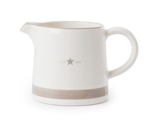 Krug *CREAMER STAR BEIGE* LEXINGTON