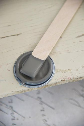 Kreidefarbe *FRENCH GREY* 100ml Vintage Paint