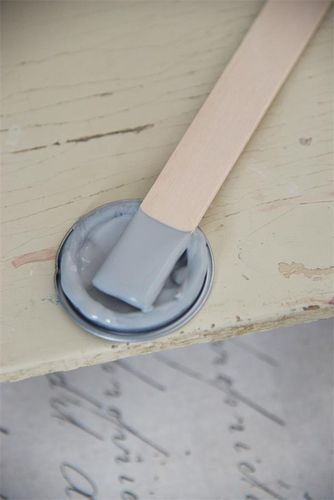 Kreidefarbe *WARM GREY* 100ml Vintage Paint
