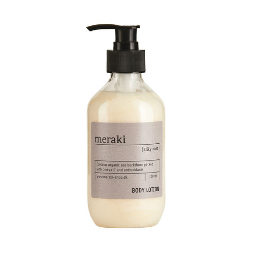 Bodylotion *SILKY MIST* 300ml Meraki
