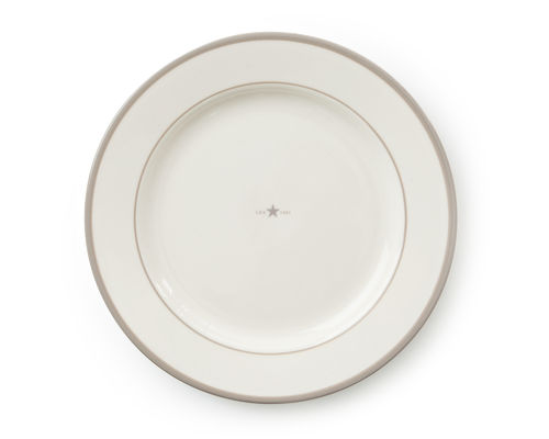 Essteller *PLATE STAR BEIGE* LEXINGTON