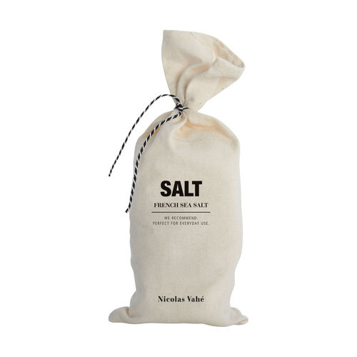 Salz *FRENCH SALT BAG* Nicolas Vahé
