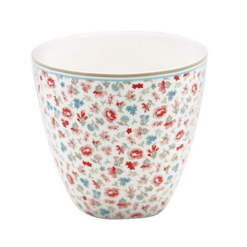 Latte Cup *TILLY WHITE* GreenGate
