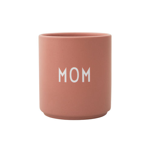 Becher *MOM - NUDE* DESIGN LETTERS