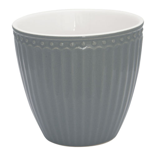 Latte Cup *ALICE STONE GREY* GreenGate