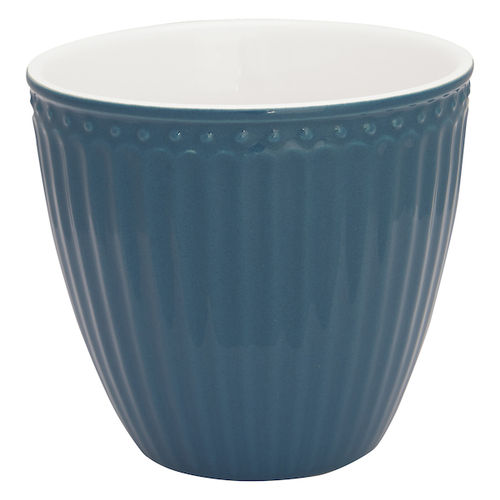 Latte Cup *ALICE OCEAN BLUE* GreenGate