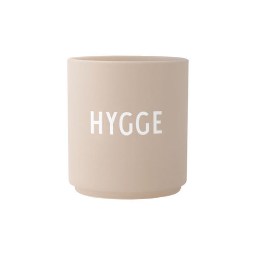 Becher *HYGGE - BEIGE* DESIGN LETTERS